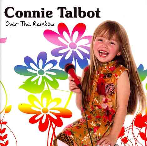 OVER THE RAINBOW BY TALBOT,CONNIE (CD)
