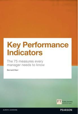 Key Performance Indicators By Marr, Bernard